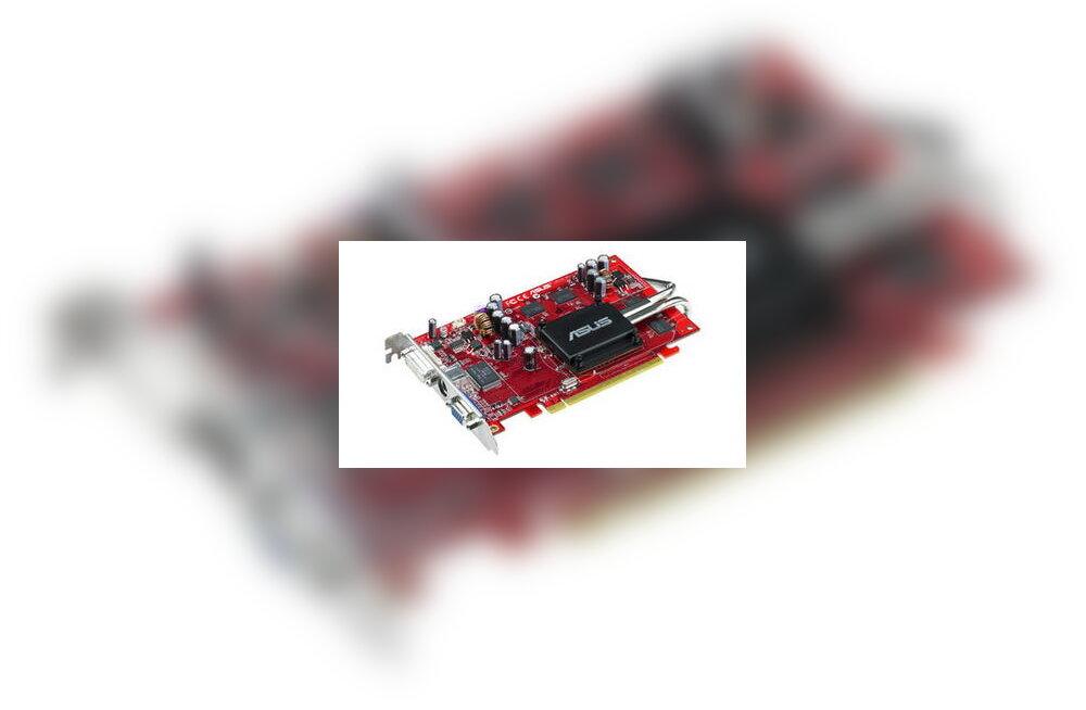 Asus Radeon 1650 Pro videokaart