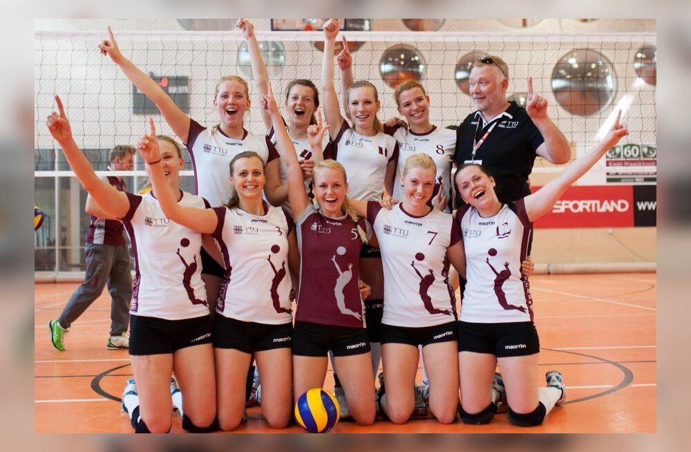 XXX SEll Games võrkpall - naiste finaalmäng