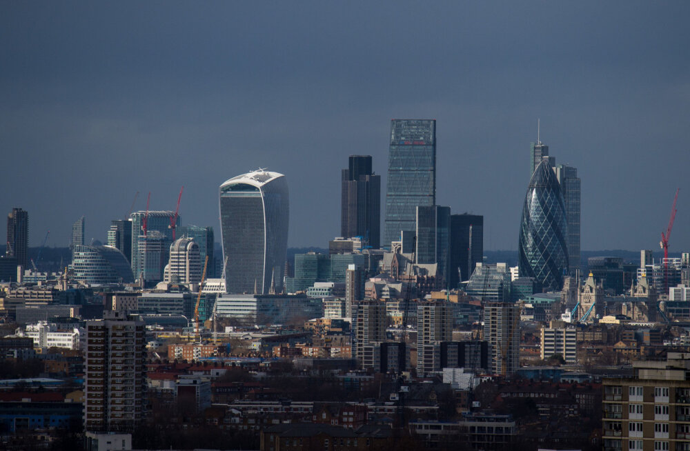 Parlamendikomitee: Suurbritannia pigistab räpase Vene raha suhtes silma kinni