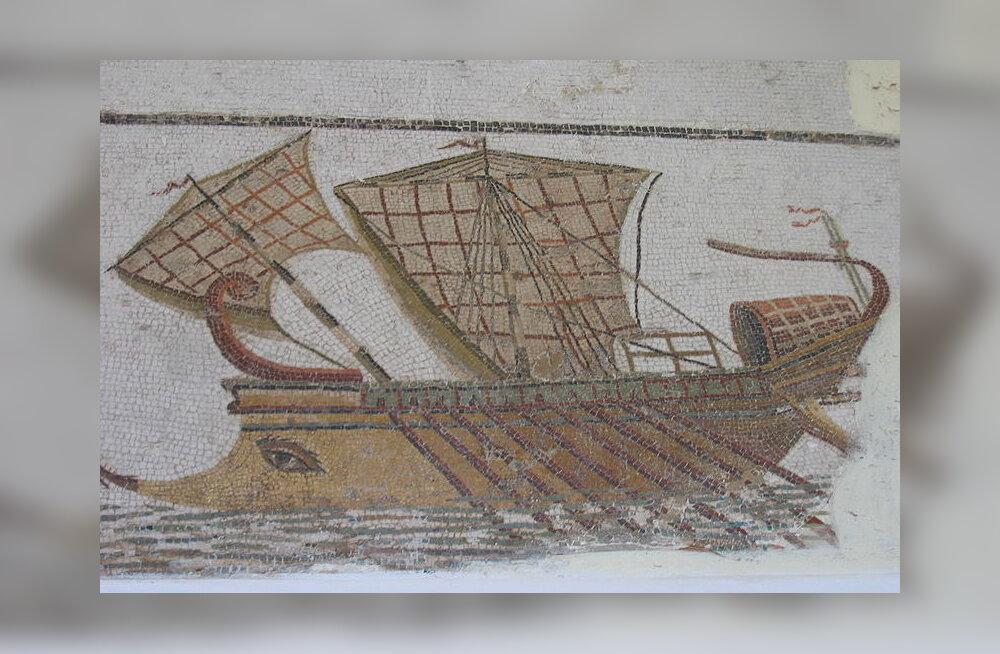 Vana-Rooma sõjajõud oli arenenuim maailmas, aga selle mereväge pigem põlati