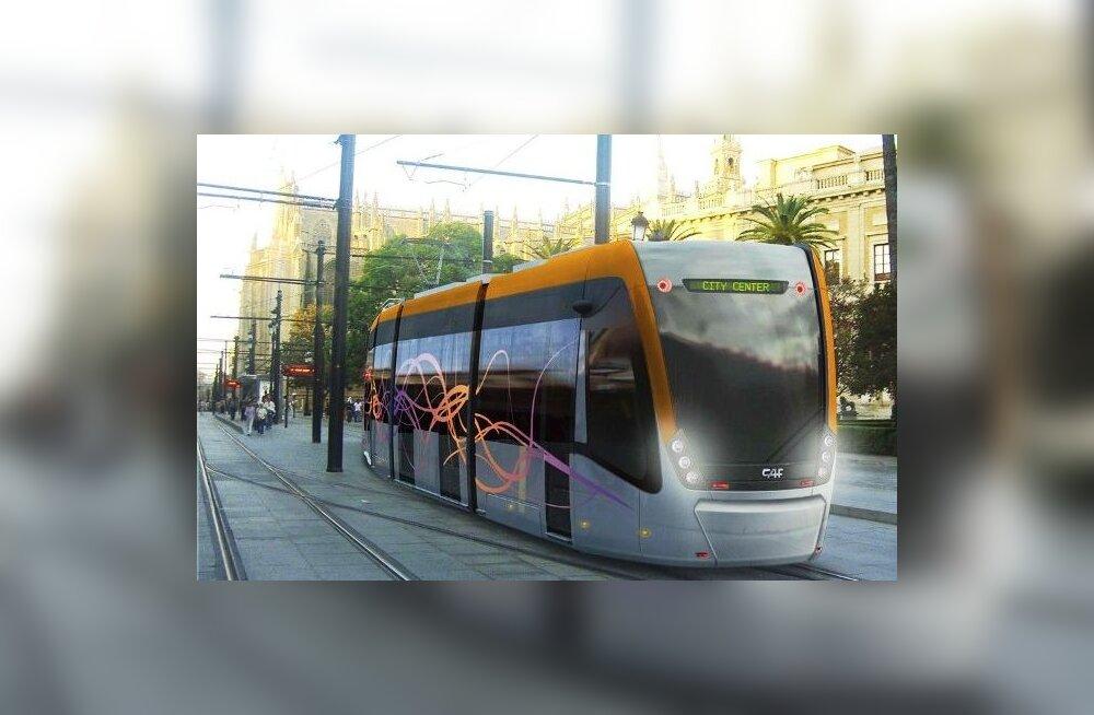Riik investeerib saastekvoodi tulu uutesse trammidesse