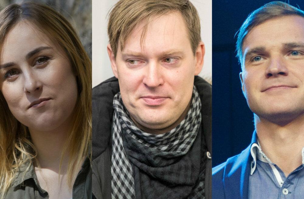 Kristel Aaslaid ja Ott Lepland usuvad, et näosaate finaalis võidutseb Kalle Sepp: valik kehastuda Georg Otsaks on raudkindel võidufaktor!