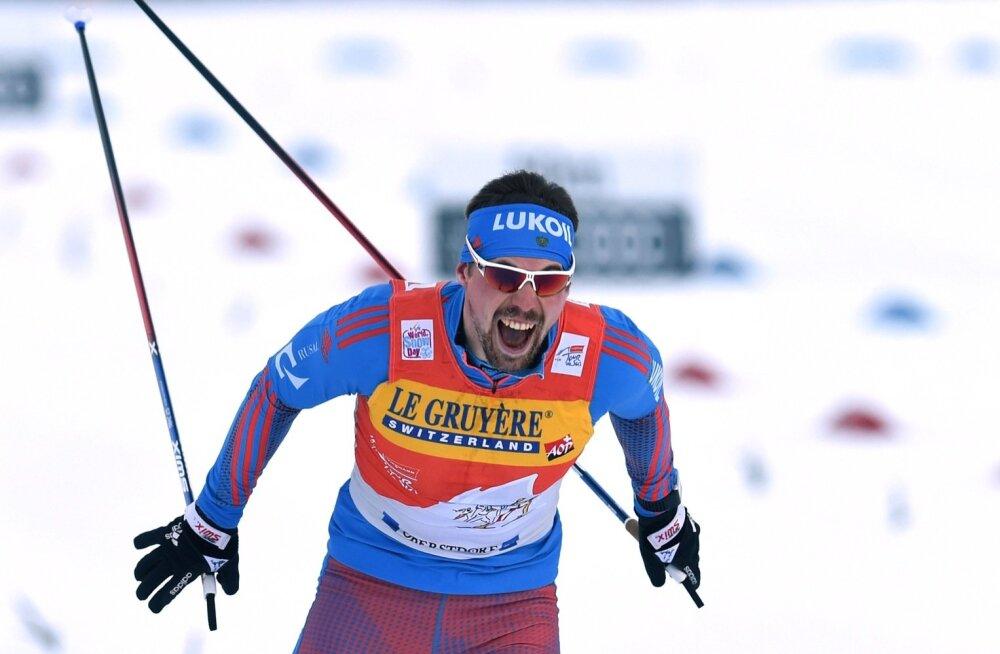 Rahvusvahelisel suusaliidul pole Sergei Ustjugovi võistlemise vastu midagi, aga rahvusvaheline olümpiakomitee tembeldas ta patuseks.