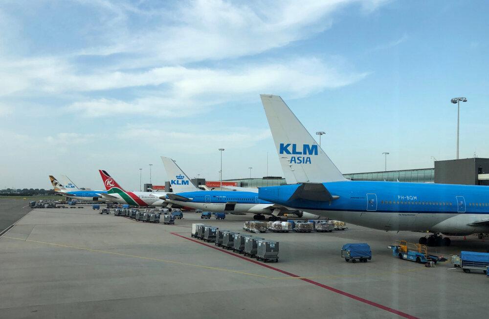 Hollandi algatusel tahetakse kehtestada üleeuroopaline lennumaks