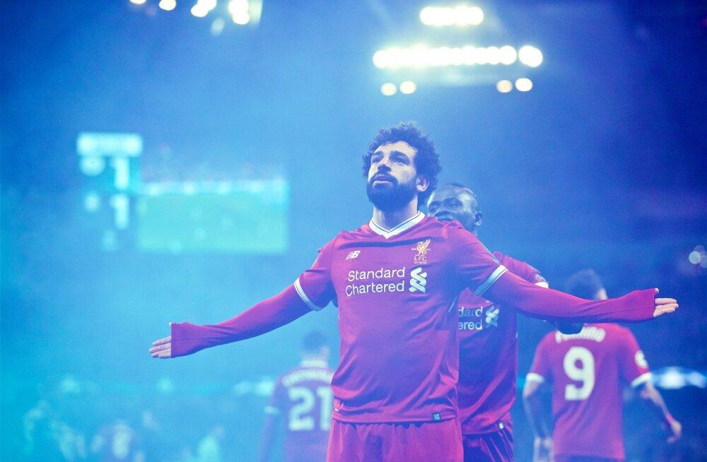 Klopp: me võiks kõik alasti trenni minna, aga ikka nähtaks vaid Salah'd