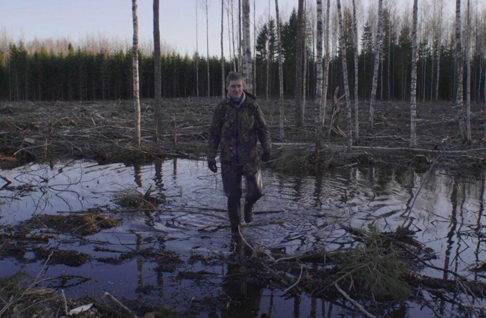 ÜRASKIKONFLIKT   Metsaaktivisti kaebus RMK vastu jäi rahuldamata