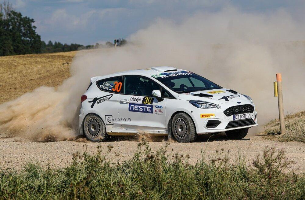 EM-sarja juunioride liider Ken Torn jätkab hooaega Portugalis