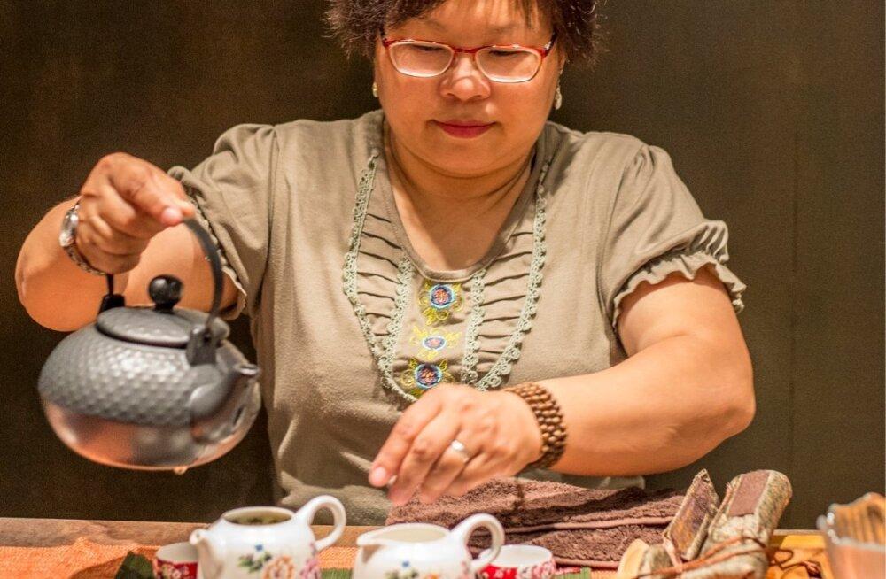 Perfektse tee valmistamiseks kasutatakse Tea Wanis  filtreeritud vett, mitte tavalist kraanivett.