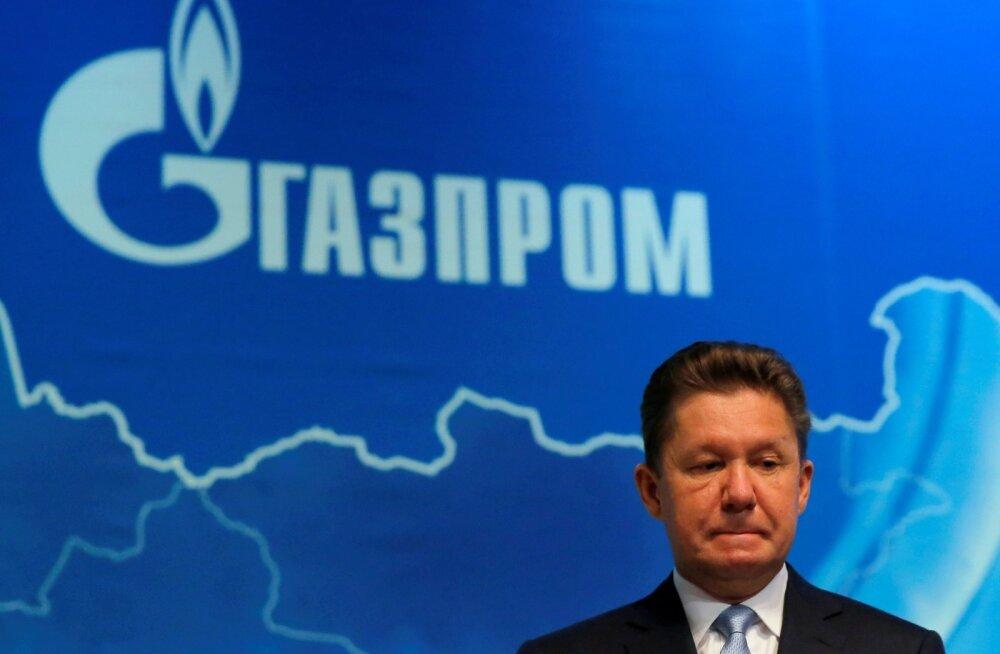 Gazpromi juht Aleksei Miller
