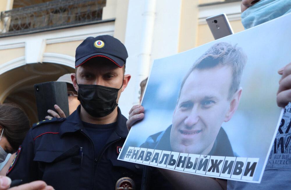 Из Германии отправили самолет для транспортировки Навального в Берлин, но врачи отказали в его перевозке