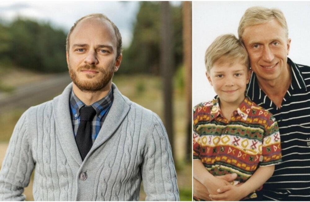 Raivo Järvi poeg Richard-Erik emata kasvamisest ja isa surmast: ma pikalt ei teadnud seda, et haigus on tal nii karm