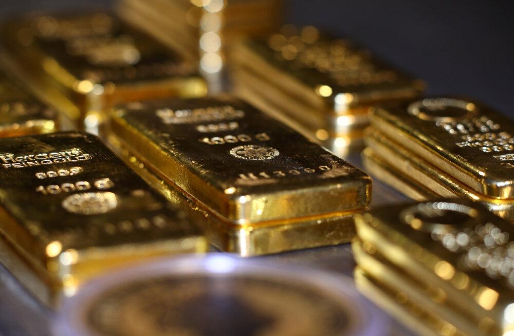 Valmistumine kriisiks? Hiina varub kulda