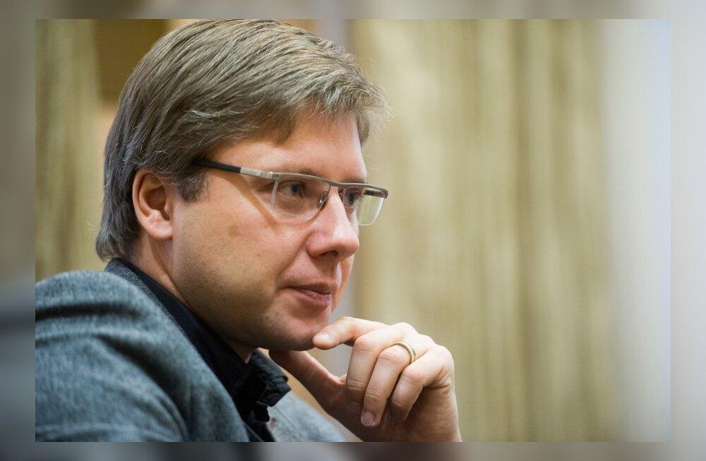 Riia linnapea Nils Ušakovs
