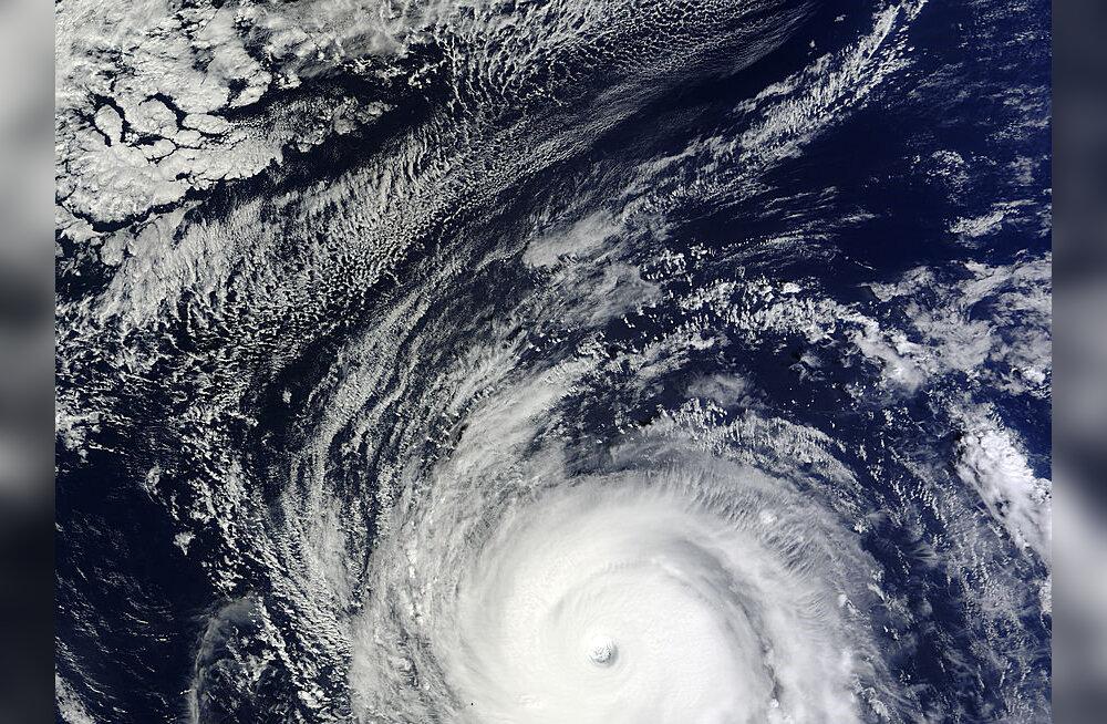 Võimas taifuun Lekima tuiskas üle Shanghai, hukkunute arv tõusuteel