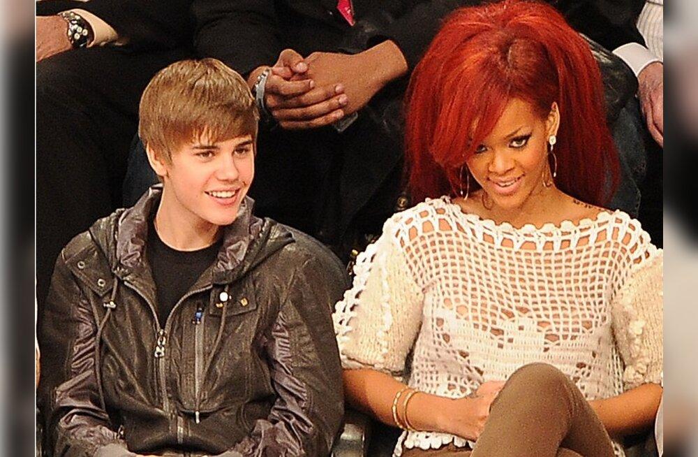 Billboardi auhindu jahivad Rihanna, Eminem, Gaga, Bieber ja Mars!