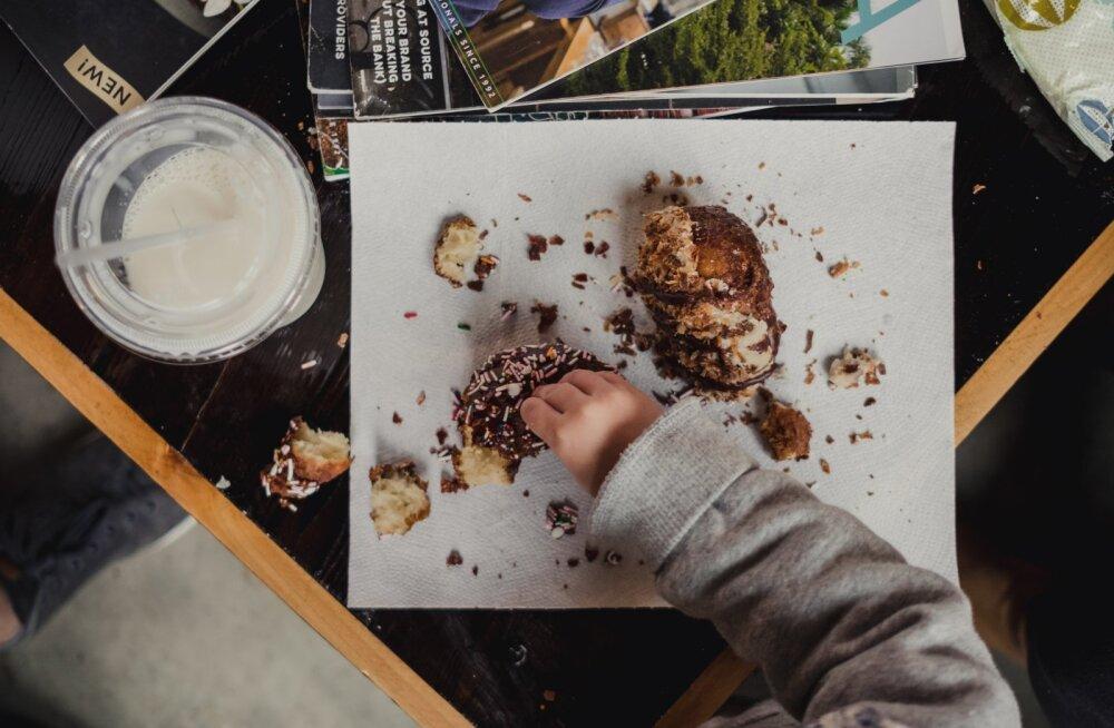 TESTI ENNAST | Kas oled lapsest kasvatamas emotsionaalset söödikut?