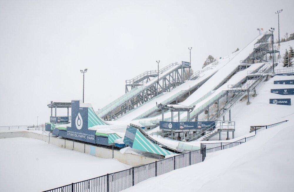 Utah Olympic park 04.02.2019