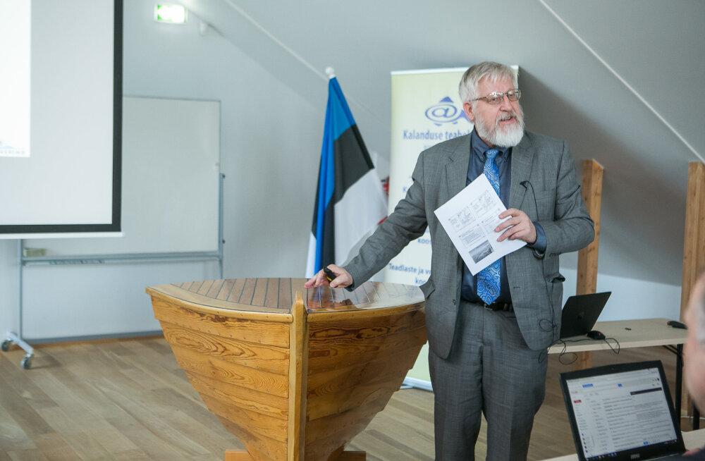 MEIE MAA | Tarmo Soomere: Eesti on kliimamuutuste epitsentris