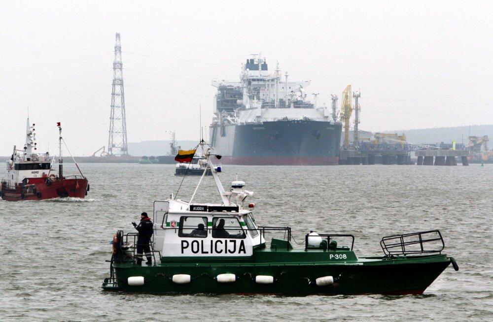 Leedu asus olulise tarnega suurendama Venemaa mõju LNG turul