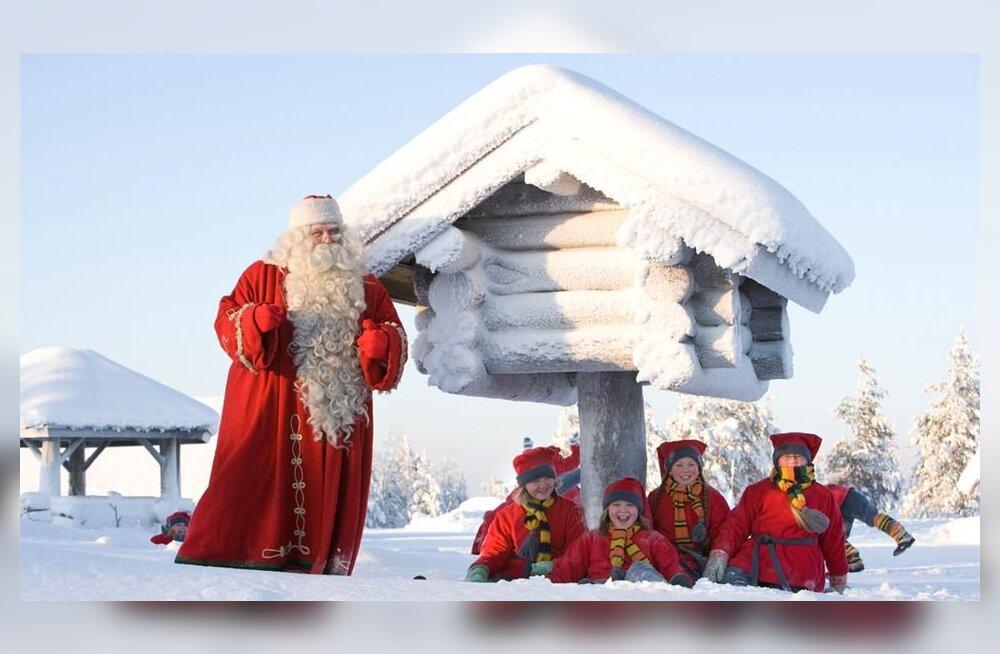 Финляндия – самое популярное зимнее туристическое направление среди Северных стран
