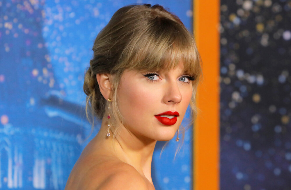 """Taylor Swifti uus album """"Folklore"""" teeb Billboardil ajalugu"""