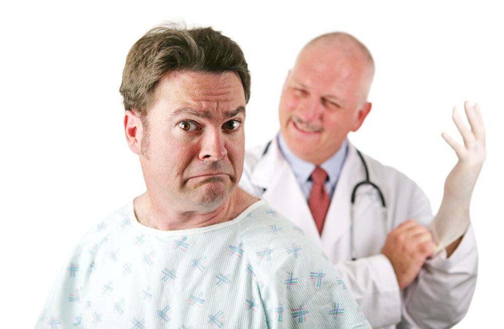 Kergel ja raskel erektsioonihäirel on ühesugused riskitegurid