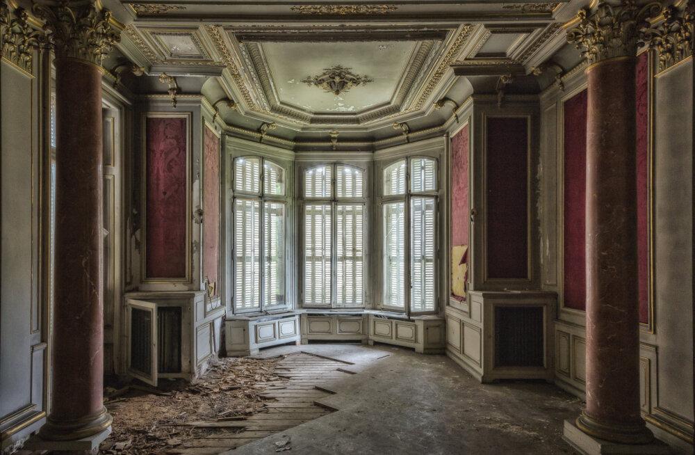 Euroopa kõige vapustavamad hüljatud majad, dokumenteeritud fotograafi poolt