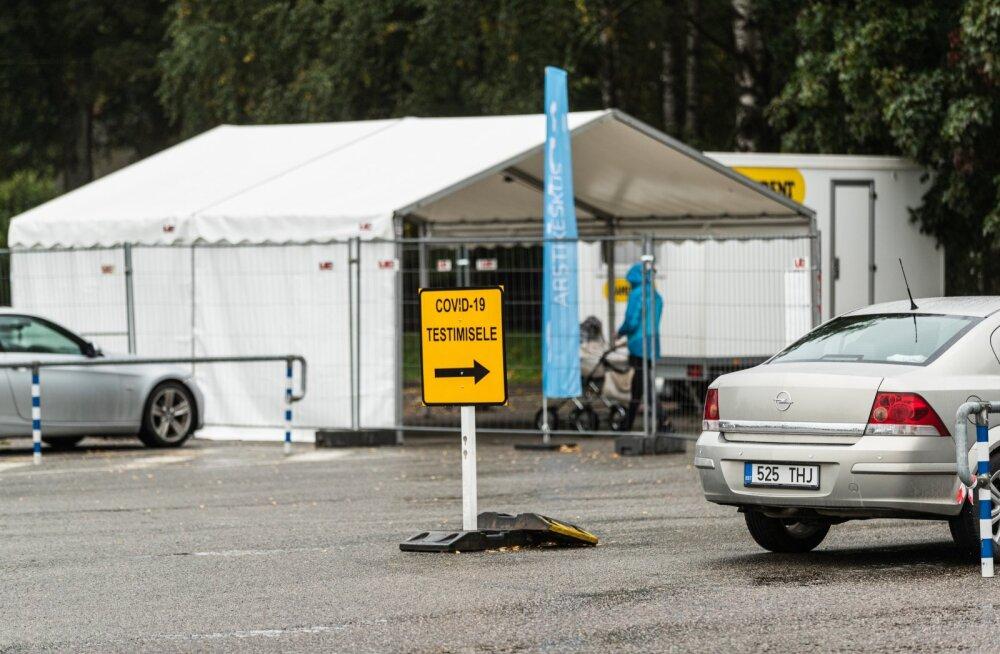 """""""Cовершенно нечеловеческие условия!"""" Жителя Эстонии возмутило то, как ему пришлось сдавать тест на коронавирус"""