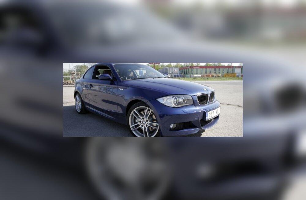 1. seeria on hetkel ehk kõige puristlikm BMW