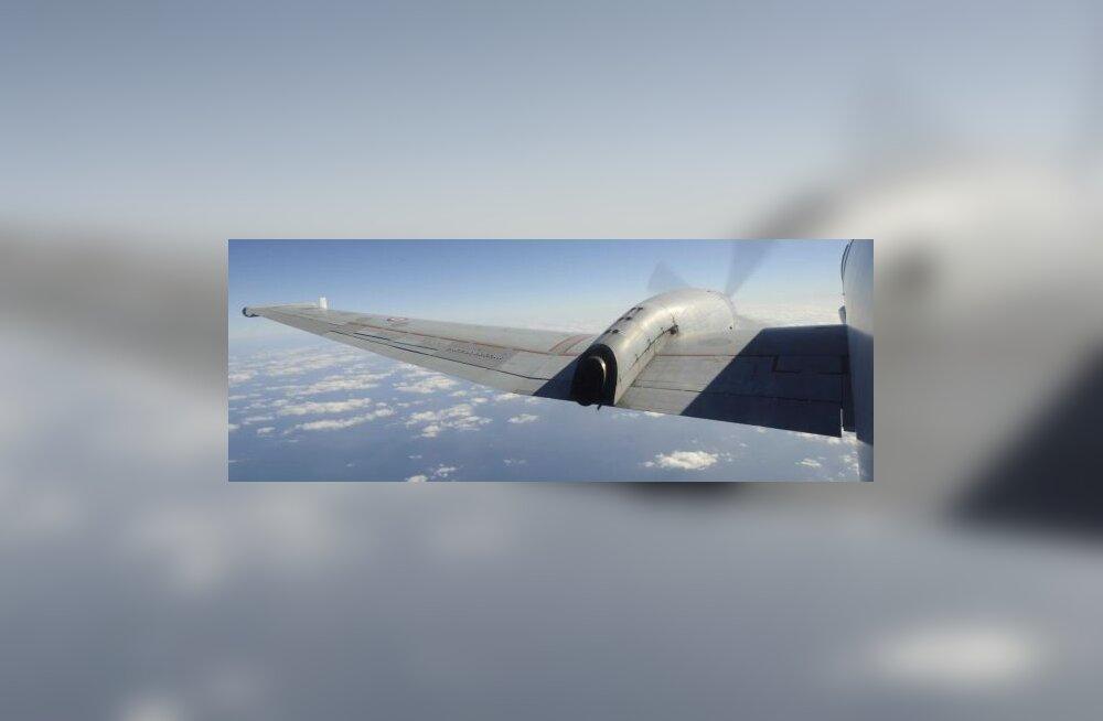 Установлено точное место падения самолета Air France