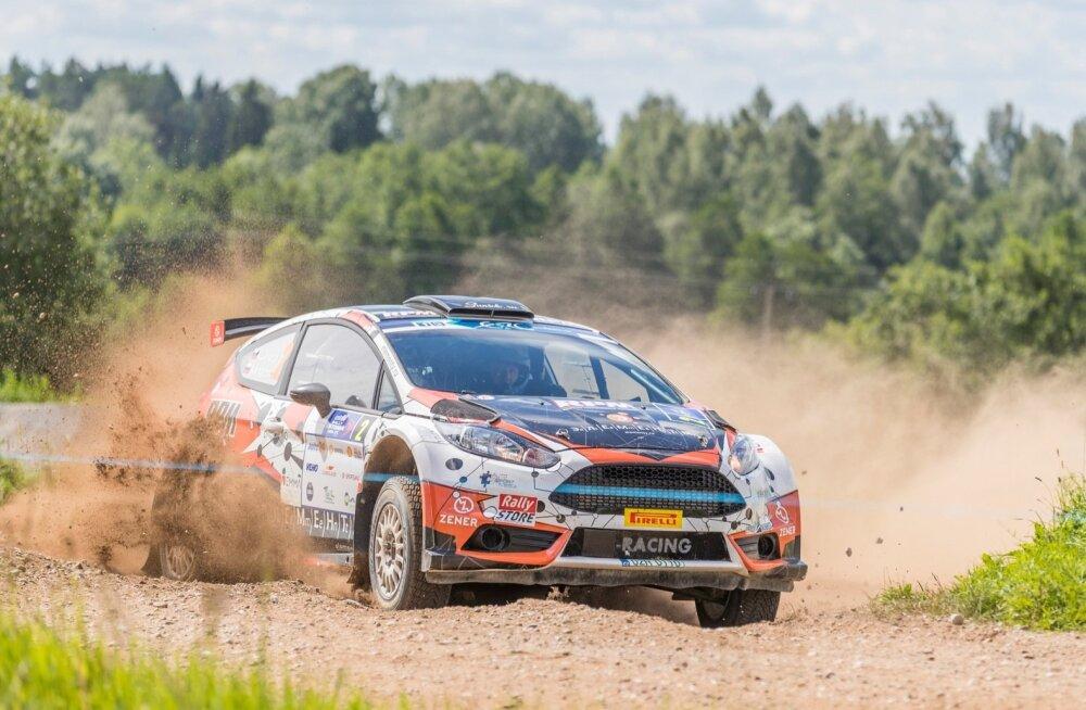 Rally Estonia 2016