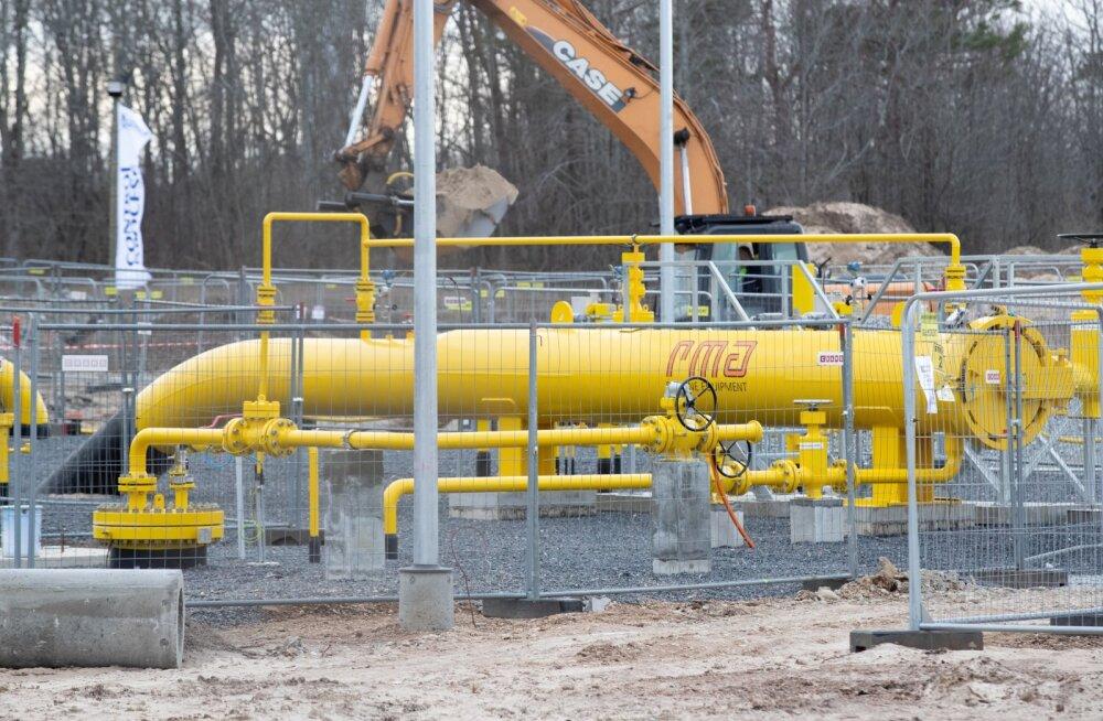 Energiaettevõtted: Balticconnectori töö ootamatu seiskamine toob kaasa miljonilised kahjud