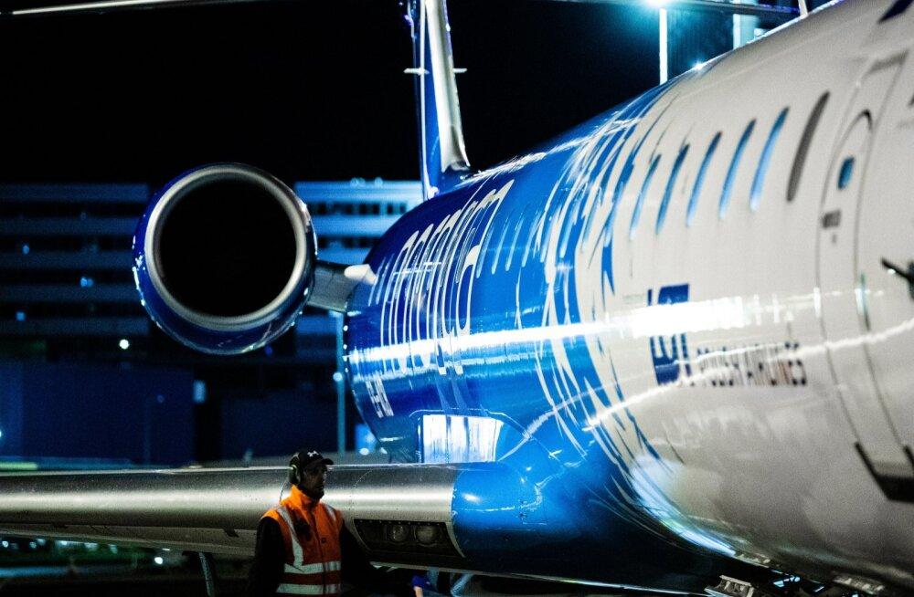 ВНИМАНИЕ: Nordica организовывает спецрейс для вывоза жителей Эстонии из Швеции. Вылет сегодня из Стокгольма в 22:00!
