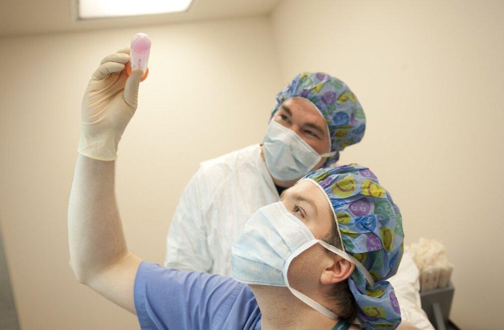 Superläbimurre vähiravis ulatab õlekõrre ka kõige lootusetumalt haigeile