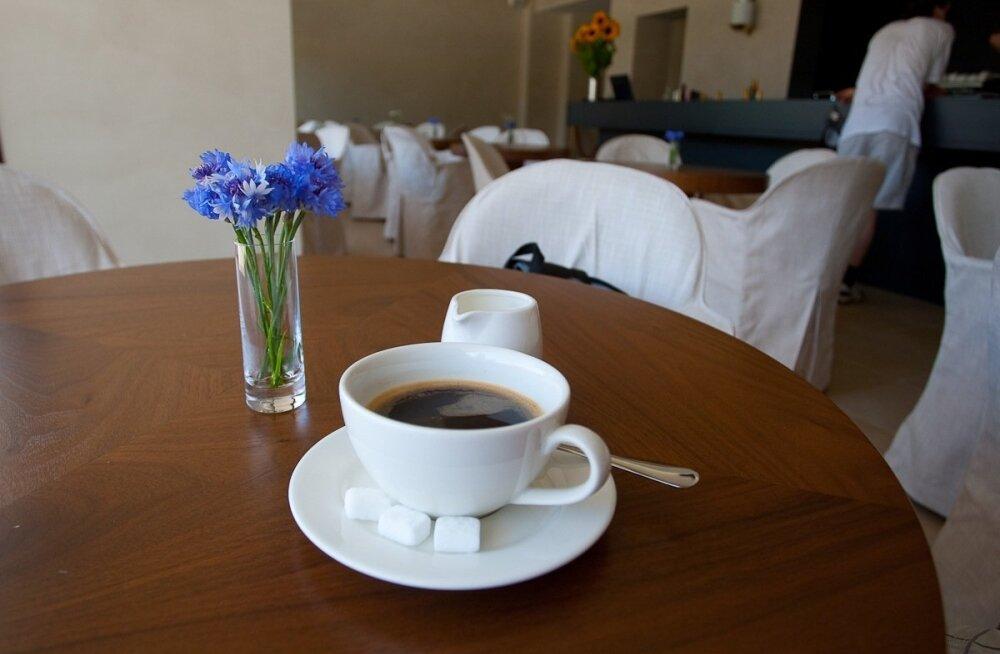 В Эстонии стали пить больше кофе, причем у нас самый большой рост потребления в Европе