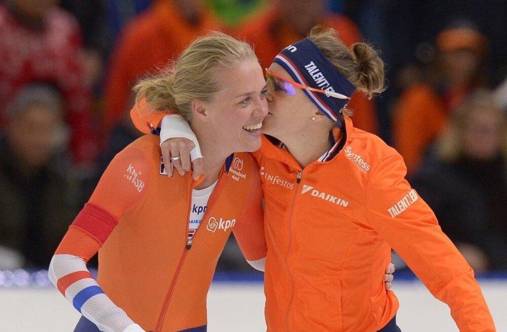 Letitia de Jong ja Ireen Wüst