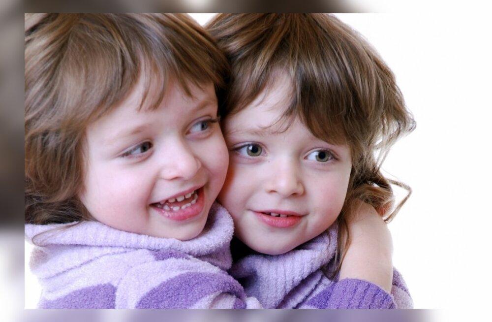 Viis kasulikku nõuannet kaksikute vanematele ja sõpradele-sugulastele