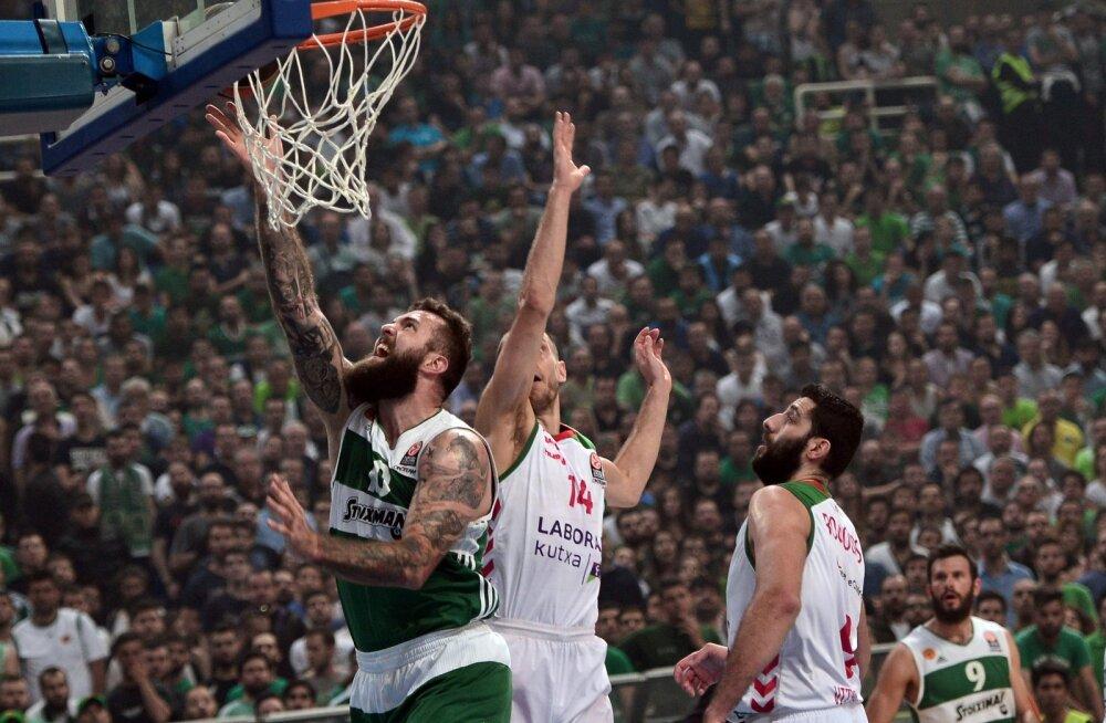 Euroliiga Final Four naaseb 13 aasta järel Ateenasse