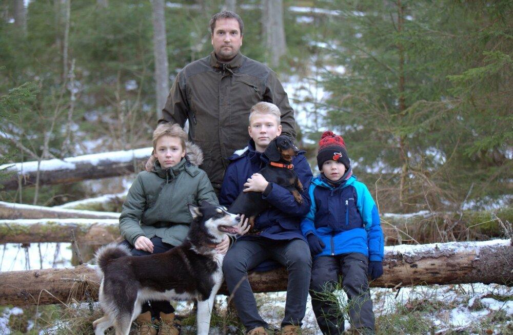 Metsaomanik Andres Olesk: looduskaitse põhineb paljuski hirmutamisel