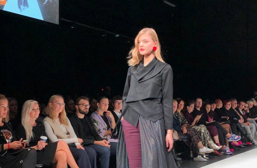 Tallinn Fashion Week Sügis 2019. Raili Nõlvak