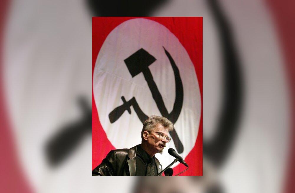 Natsionaalbolševikud Venemaal taas lubatud