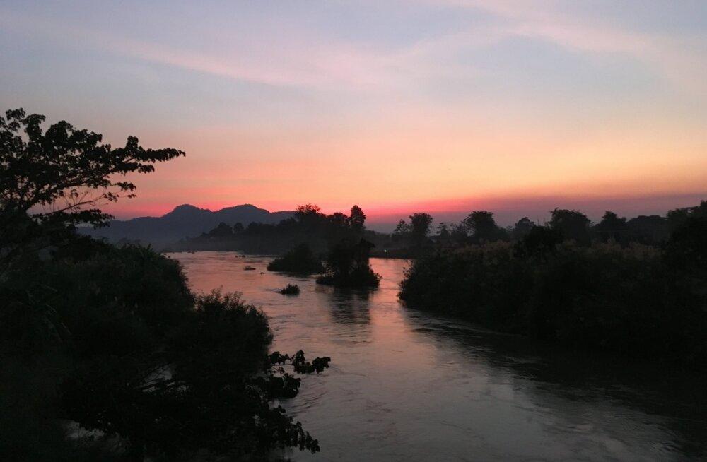 Reisikiri Laosest 2