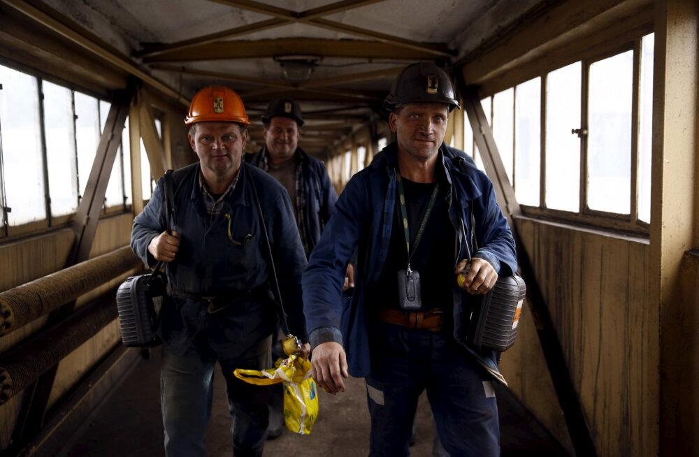 Poola hoiab kinni kivisöest nagu Eesti põlevkivist