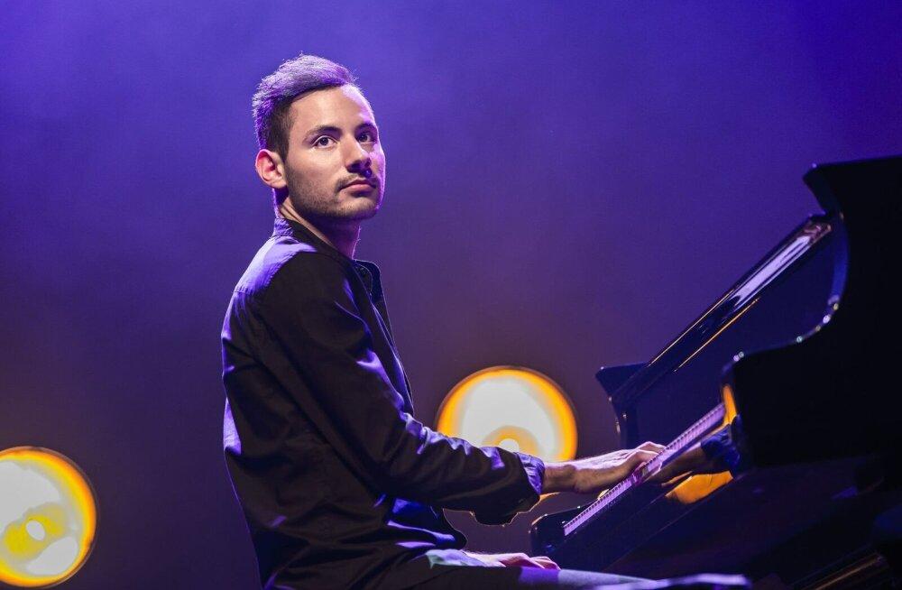 Maailma kiireim pianist Peter Bence esineb Eestis