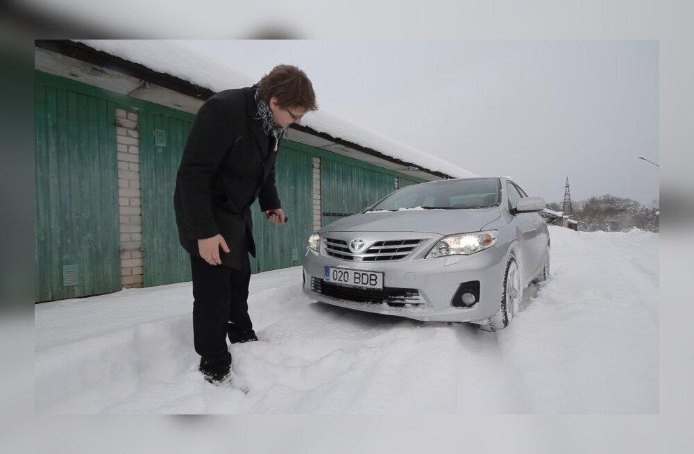 Miskit viga on Toyotalt üsna raske leida