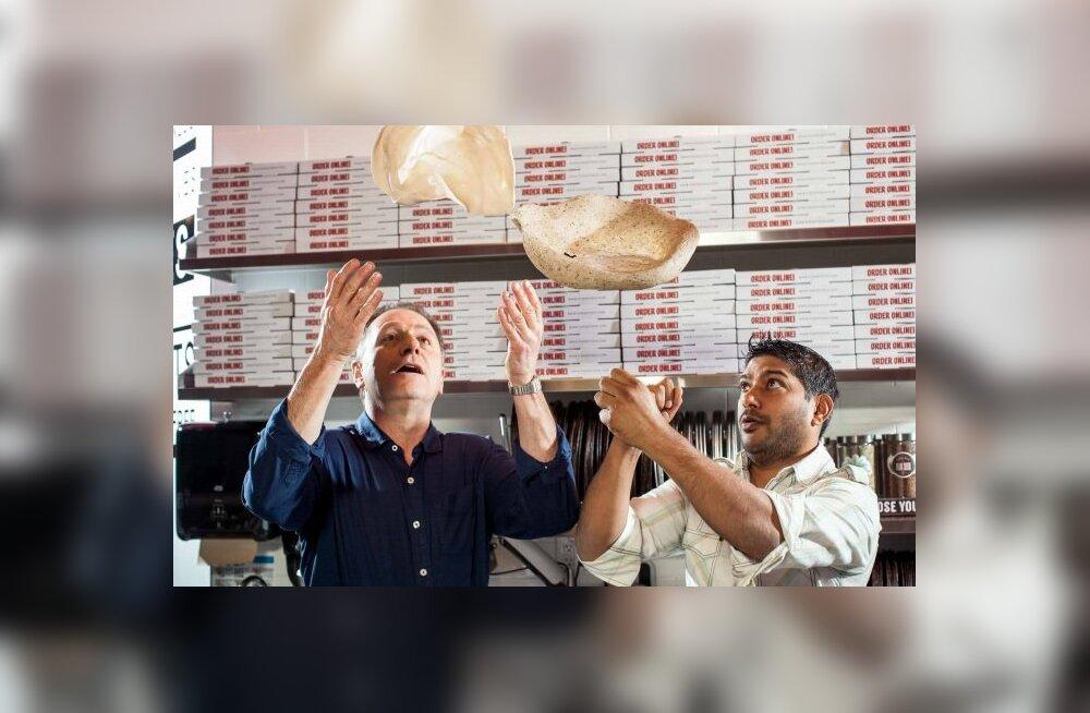 Forbes Eesti: küllastunud turu vapustus- tuumaallveelaeva kapten taasleiutab pitsa