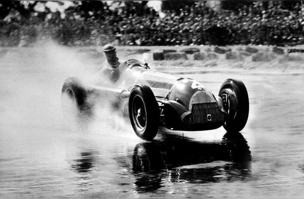 Vormel 1 MM aastal 1951: Ferrari tuli, nägi, aga Fangio võitis ikka Alfa Romeoga
