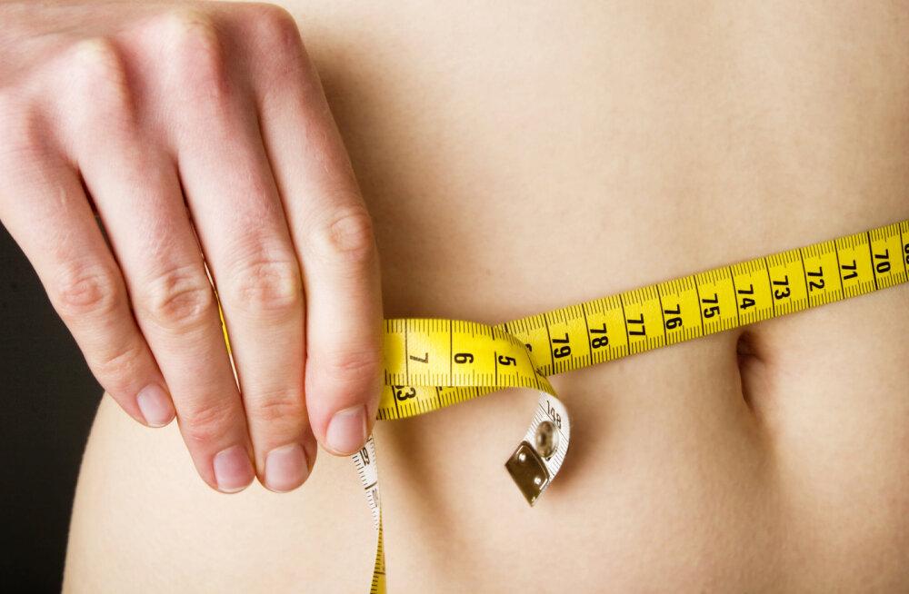 Kuidas vabaneda kõhurasvast | Nipid, kuidas saavutada tervislik vööümbermõõt