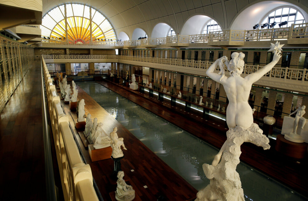 ФОТО: Единственный в мире музей-бассейн открылся после ремонта