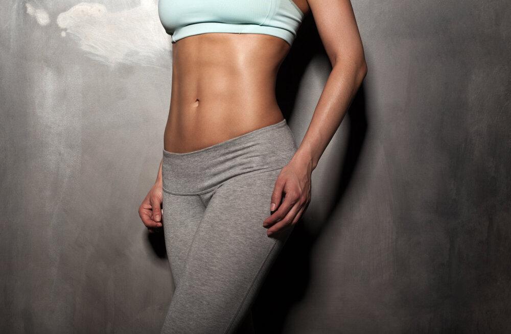Sinu selle sügise eesmärk on lõpuks kõht ilusaks treenida? Need harjutused aitavad su soovil täituda